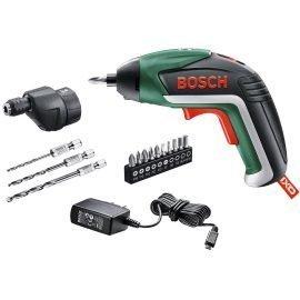 Bosch IXO Akkus csavarozó Drill készlet