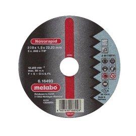 Metabo Novorapid INOX vágótárcsa 230 x 1,9 mm