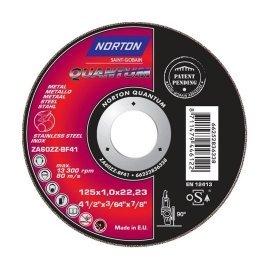 Norton Quantum Inox vágókorong 125 x 1 mm