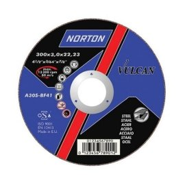 Norton Vulcan Fém vágókorong 300 x 3 mm