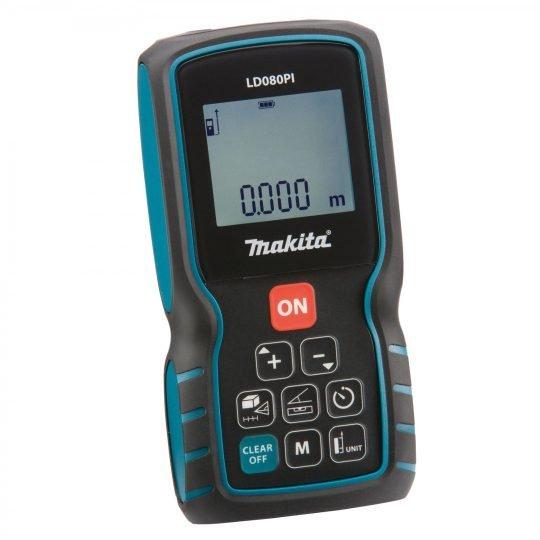 Makita LD080PI Lézeres távolságmérő