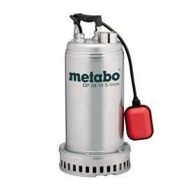 Metabo DP 28-10 S Inox szennyvízszivattyú