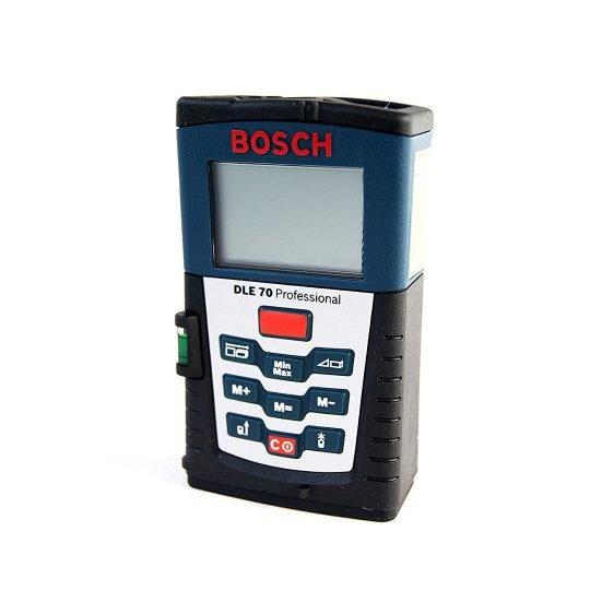 Bosch DLE 70 Lézeres távolságmérő