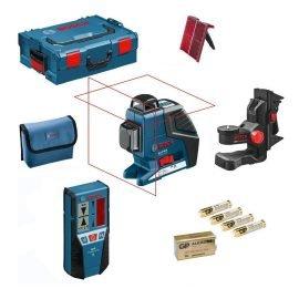 Bosch GLL 2-80 Vonallézer