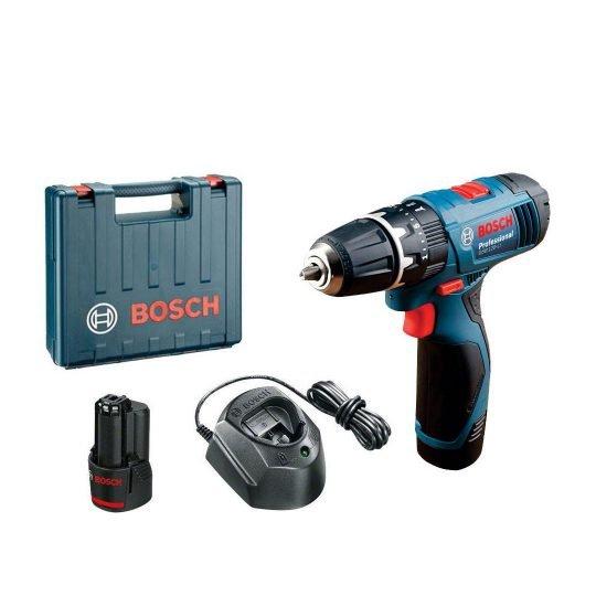 Bosch GSB 120-LI Akkus ütvefúró-csavarozó