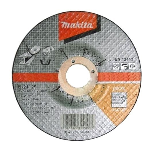 Makita B-21129 Nagyolótárcsa 125 x 6 mm