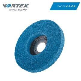 Norton Vortex Rapid Blend fíber csiszolótárcsa 125 x 12 x 22 mm