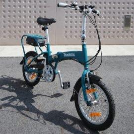 Makita BBY180Z Akkus kerékpár