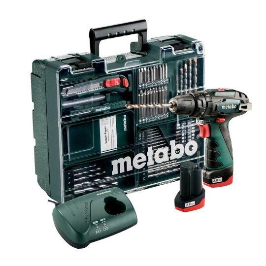 Metabo PowerMaxx SB Basic Akkus ütvefúró-csavarbehajtó