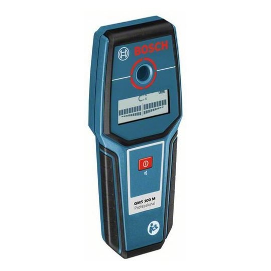 Bosch GMS 100 M Falszkenner