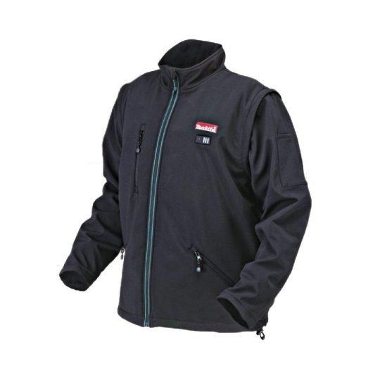 Makita CJ100DZXL Akkus fűthető kabát