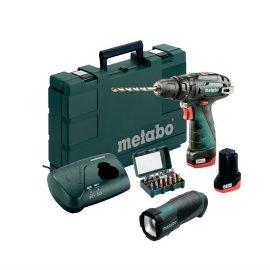 Metabo PowerMaxx SB Basic Set Akkus ütvefúró-csavarbehajtó