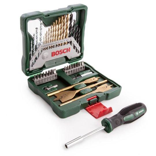 Bosch 40 részes X-Line készlet