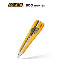 Olfa 300 – 9mm-es standard kés / sniccer