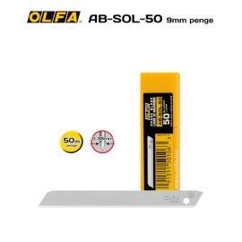Olfa AB-SOL-50 - 9mm-es Standard penge