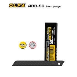 Olfa ABB-50 - 9mm-es Standard tördelhető penge