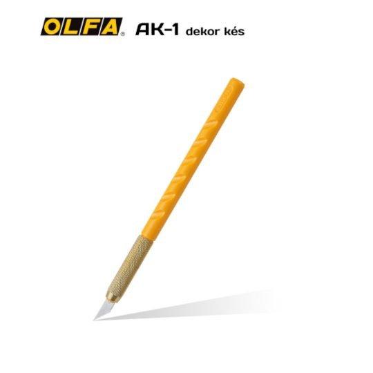 Olfa AK-1 - Dekor és hobby kés