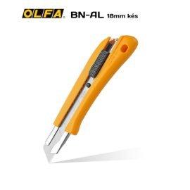 Olfa BN-AL 18mm-es kés / sniccer
