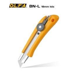 Olfa BN-L 18mm-es kés / sniccer