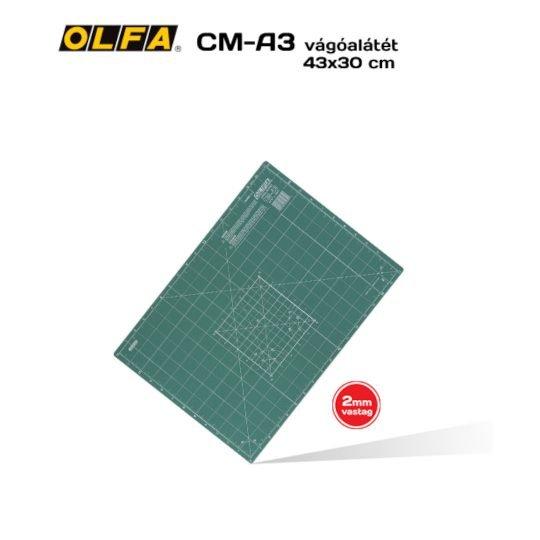 Olfa CM-A3 - Vágóalátét