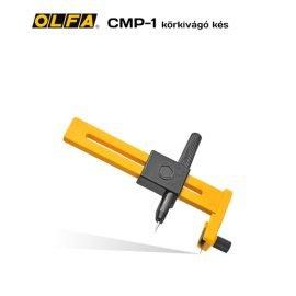 Olfa CMP-1 - Körkivágó dekor és hobby kés