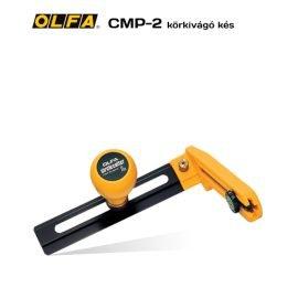 Olfa CMP-2 - Körkivágó kés