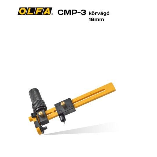 Olfa CMP-3 - Körkivágó kés