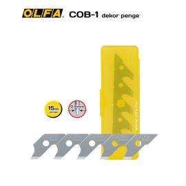 Olfa COB-1 - Körkivágó penge