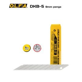 Olfa DKB-5 - 9mm-es Standard tördelhető penge