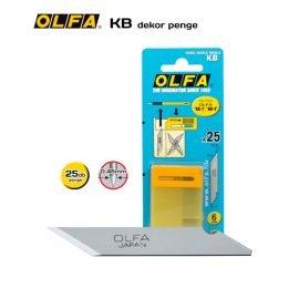 Olfa KB - Dekor penge