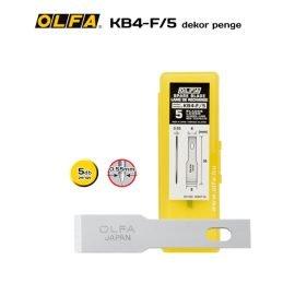 Olfa KB4-F/5 - Dekor penge