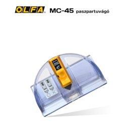 Olfa MC-45 - Paszpartuvágó kés