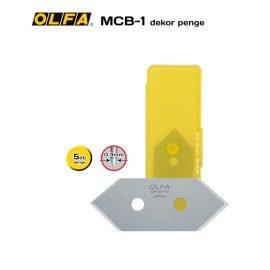 Olfa MCB-1 - Paszpartuvágó penge