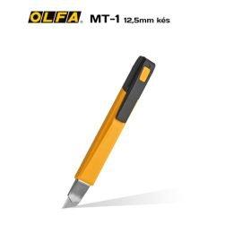 Olfa MT-1 - 12,5mm-es standard kés / sniccer
