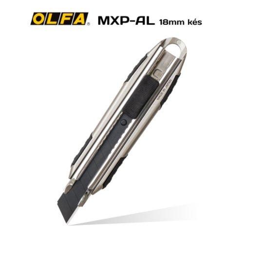 Olfa MXP-AL - 18mm-es standard kés / sniccer
