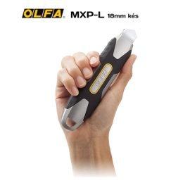 Olfa MXP-L - 18mm-es standard kés / sniccer