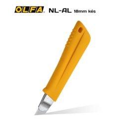 Olfa NL-AL 18mm-es standard kés / sniccer