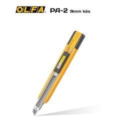 Olfa PA-2 - 9mm-es standard kés / sniccer