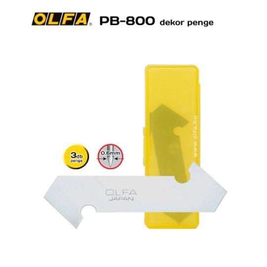 Olfa PB-800 - Dekor penge