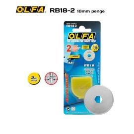 Olfa RB18-2 - 18mm-es Körpenge