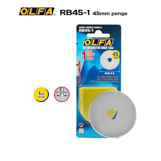 Olfa RB45-1 - 45mm-es Körpenge