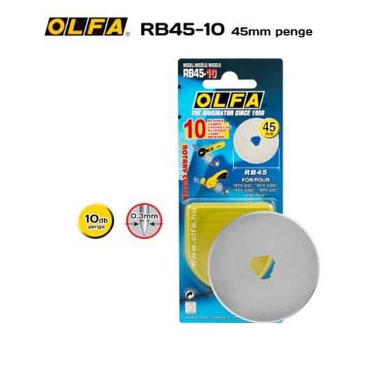 Olfa RB45-10 - 45mm-es Körpenge