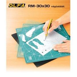 Olfa RM-30x30 - Forgatható vágóalátét