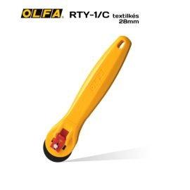 Olfa RTY-1/C - Textilkés