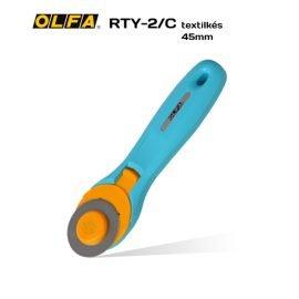 Olfa RTY-2/C- Textilkés