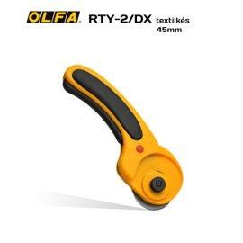 Olfa RTY-2/DX Deluxe Textilkés