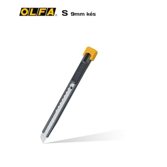 Olfa S - 9mm-es standard kés / sniccer