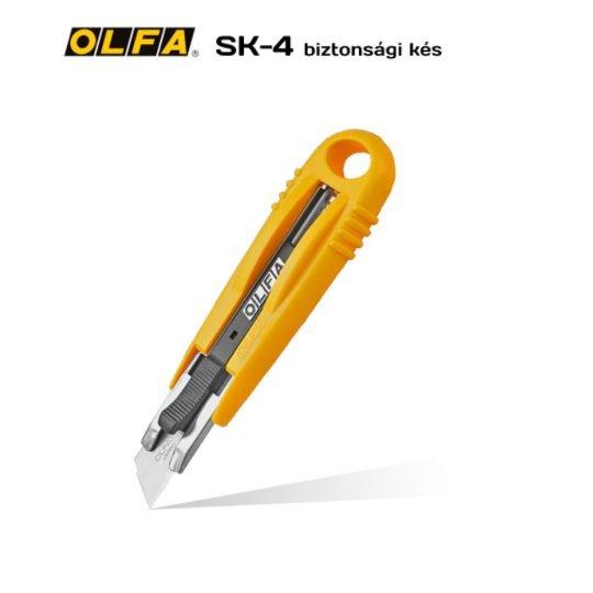 Olfa SK-4 - Biztonsági kés