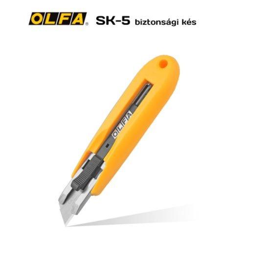 Olfa SK-5 - Biztonsági kés