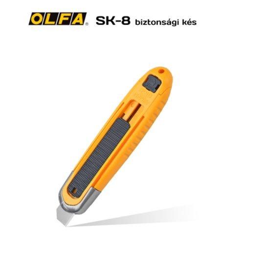 Olfa SK-8 - Biztonsági kés